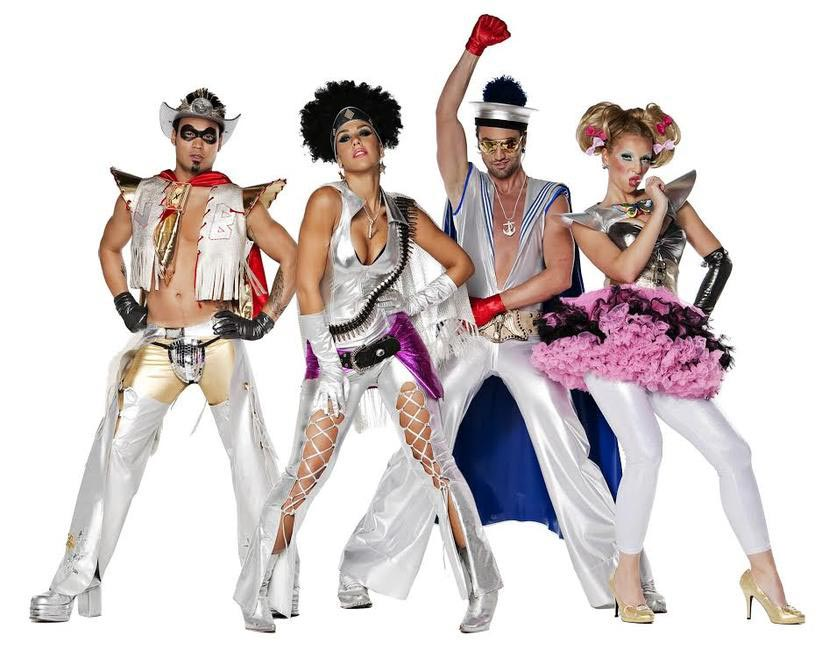 The Vengaboys are coming to town
