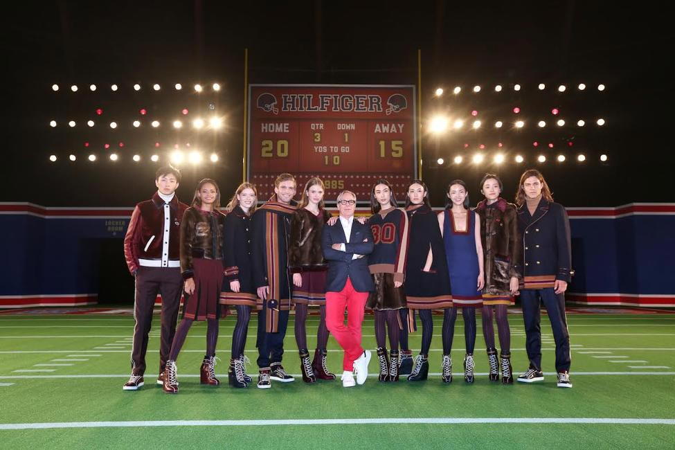 Tommy Hilfiger Turns 30