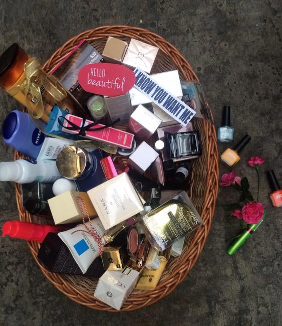 51 products in this year's #GraziaBeautyBox