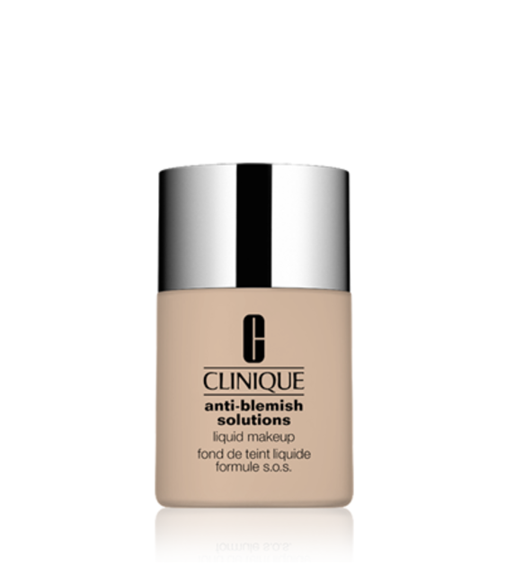 Clinique Anti-Blemish Foundation and Eye Concealer