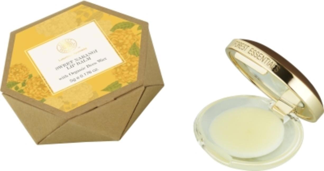 Forest Essentials Sweet Narangi Lip Balm