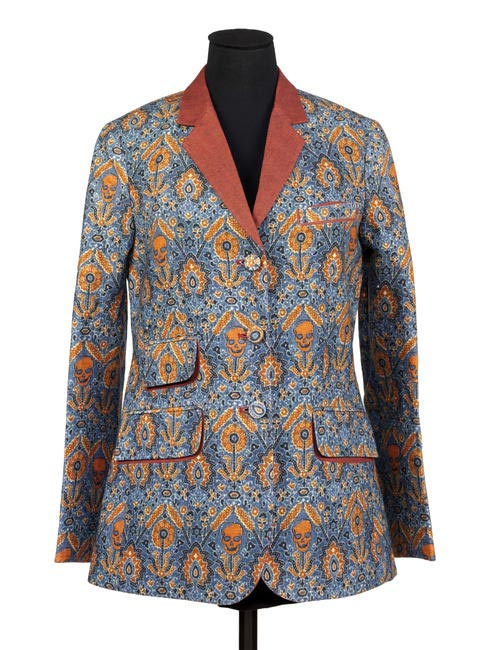 Woman's jacket designed by Rajesh Pratap Singh, Delhi, AW 2010-11. Victoria and Albert Museum