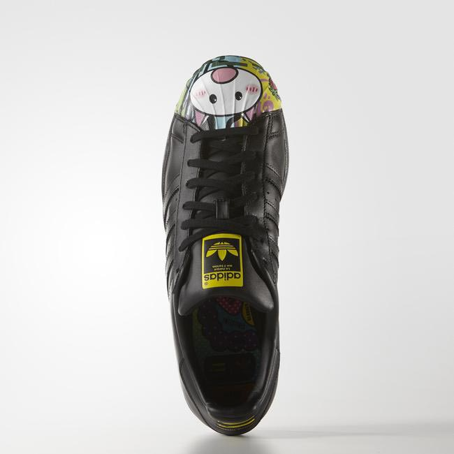adidas Originals By Pharrell Williams & Mr. - Supershell - Artwork Collection