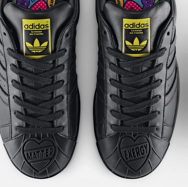 adidas Originals by Pharrell Williams -Supershell - Sculpted Collection