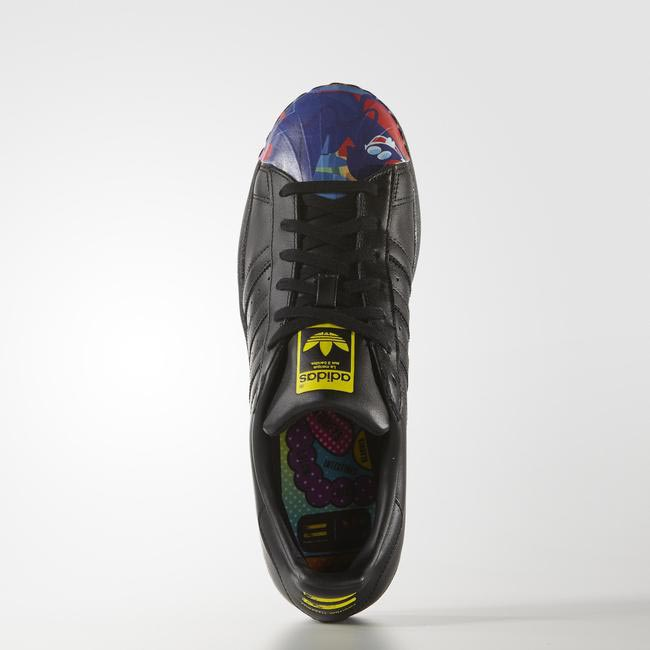 adidas Originals by Pharrell Williams & Todd James - Supershell - Artwork Collection