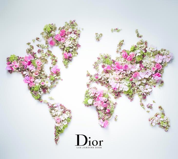 Dior's Secret Garden