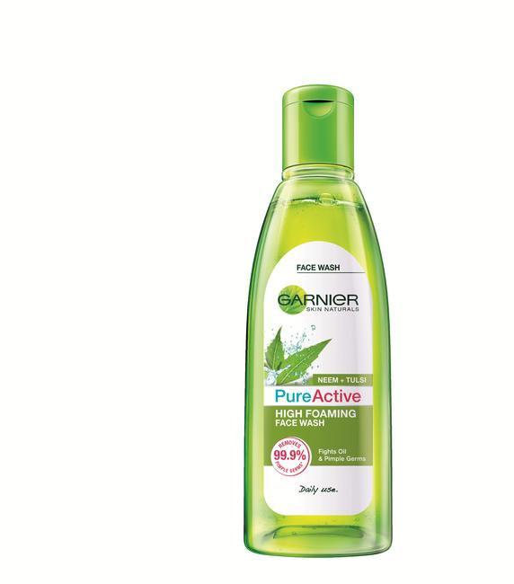 Garnier Pure Active Neem+Tulsi Facewash