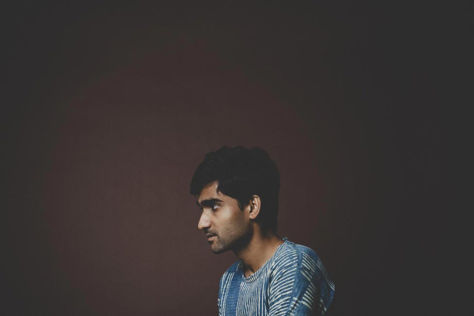 Prateek Kuhad, photo by Parizad D