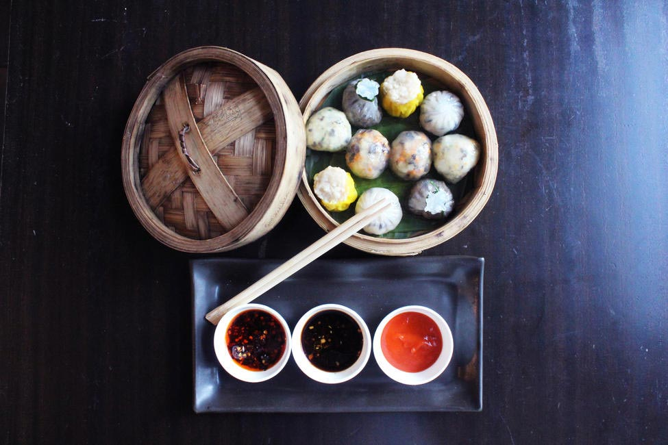 Assorted dim sums