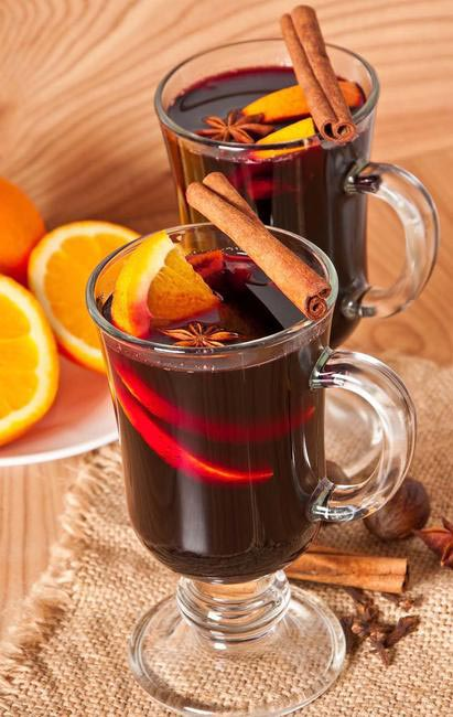 Mulled Wine at Fio Country Kitchen