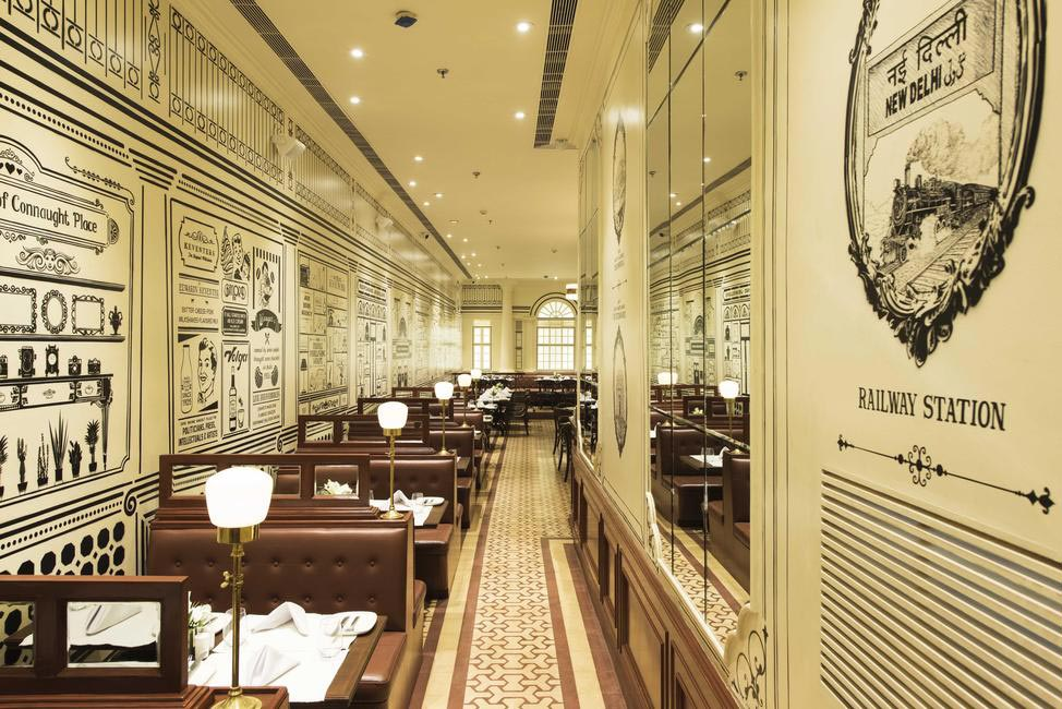 Smoke House Deli, Connaught Place