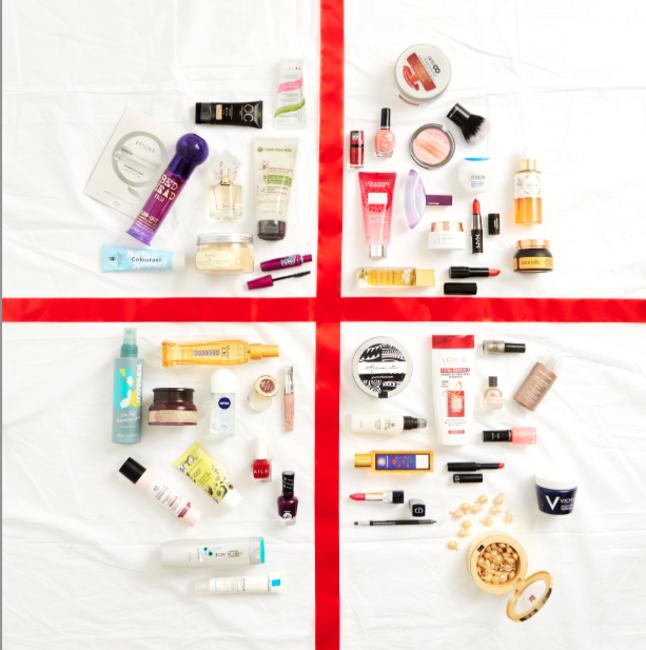 The Grazia Big Beauty Box