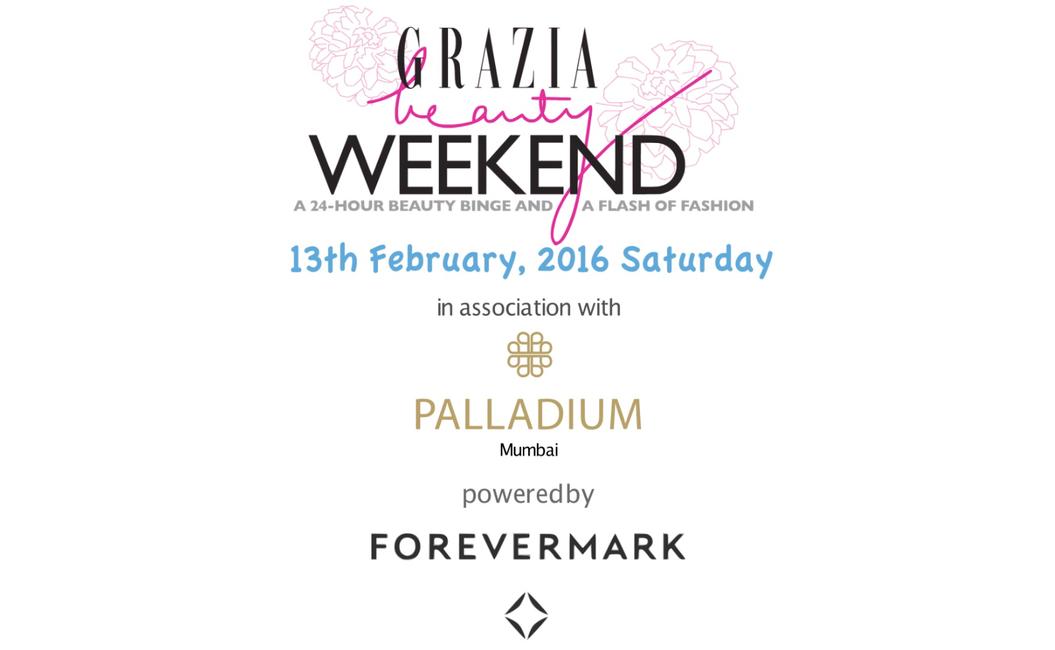 Grazia Beauty Weekend
