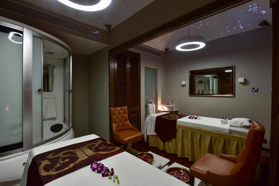 Myrah Spa, South Mumbai Couples Room