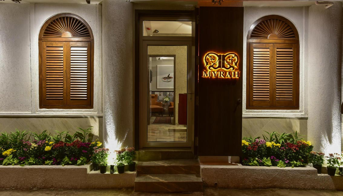 Myrah Spa, South Mumbai