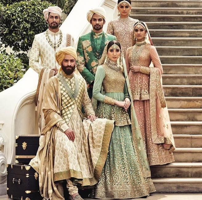 Sabyasachi Summer-Wedding 2016