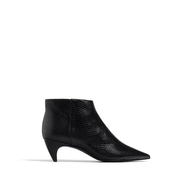 Ankle boots, Zara, Rs.6,990