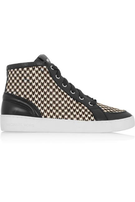 Leather sneakers, Michael Kors, INR10,286