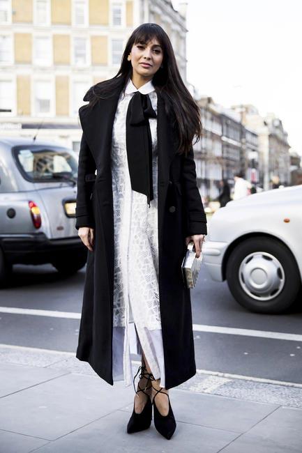 London street style FW16, B&W reborn