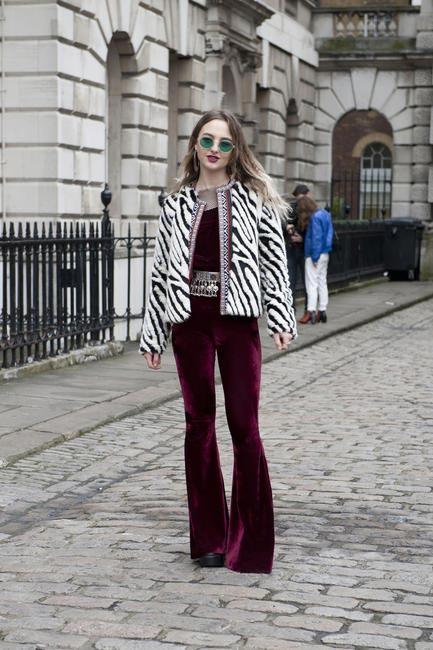 London street style, SS17