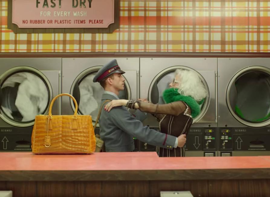 Prada- The Laundromat �??The postman dreams�??