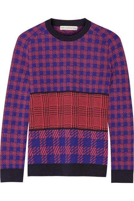 Sweater, Mary Katrantzou, INR42,725 approx