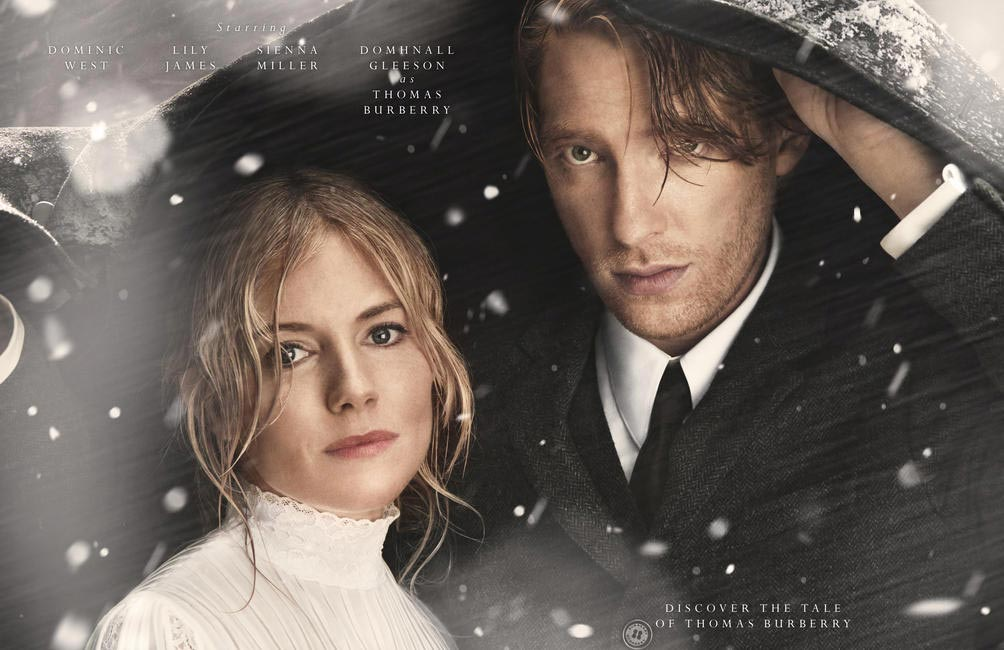 'The Tale of Thomas Burberry' Campaign