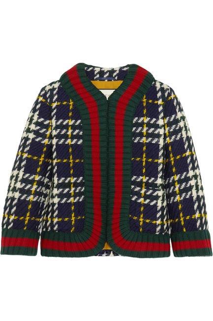 Woollen jacket, Gucci, price on request