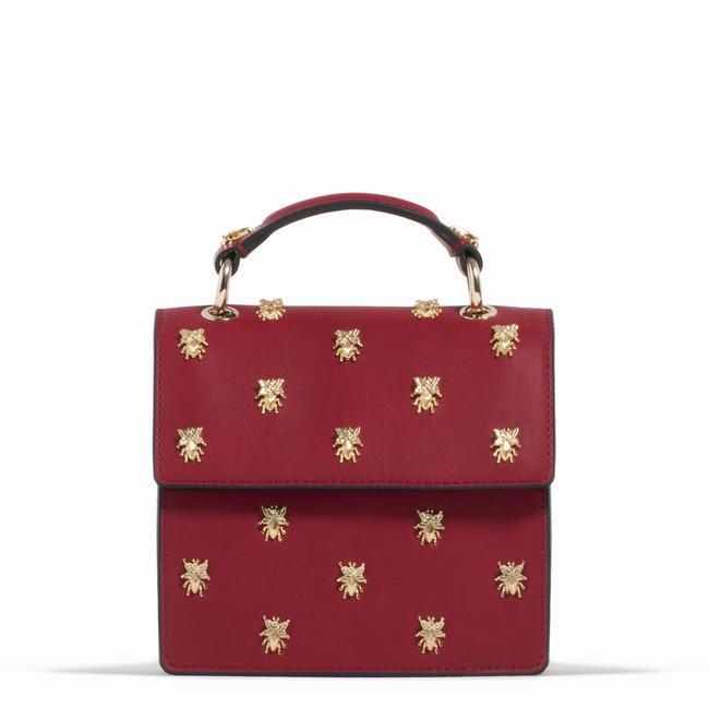 Embroidered bag, Zara, Rs. 2,290