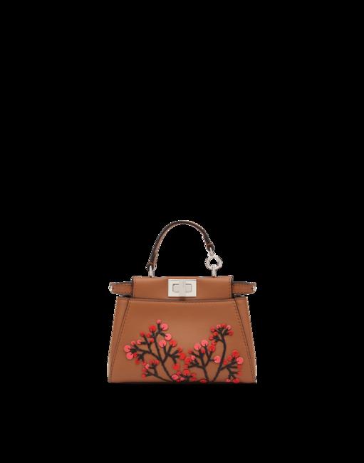 Micro 'Peekaboo' bag, Fendi, Price on request