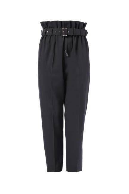 Paper-bag waist trousers, Diesel Black Gold, price on request