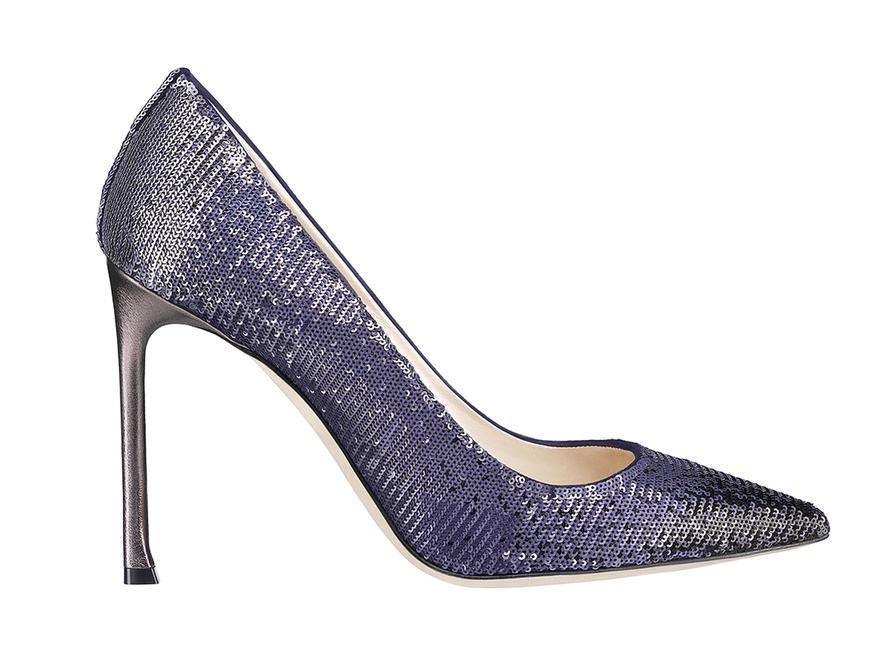 Sequinned pumps, Dior, price on request