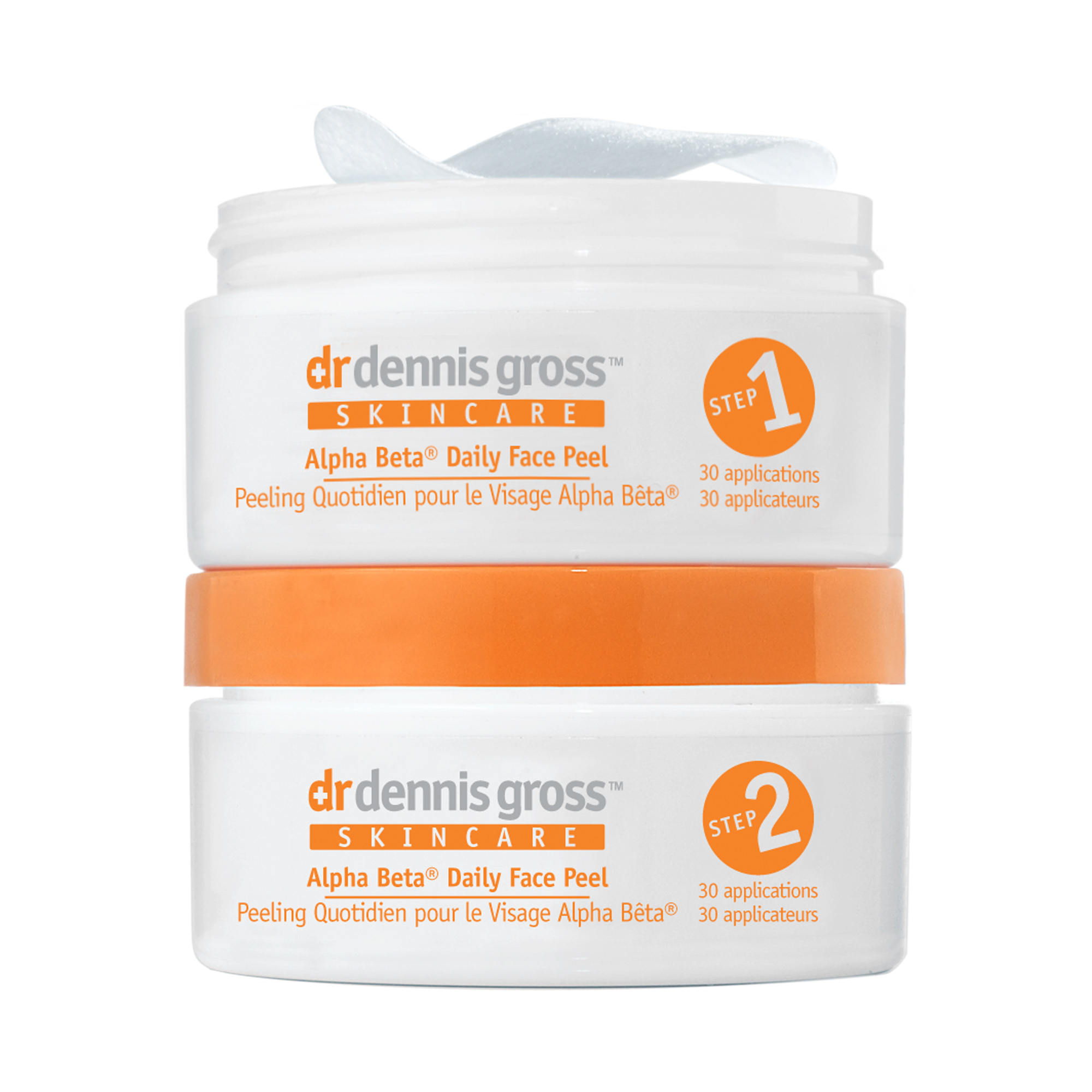 Dr Dennis Gross Alpha Beta Daily Face Peel Pads