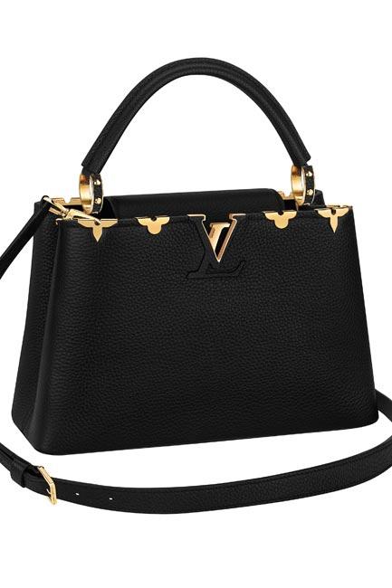 'Capucines Pm' bag, Louis Vuitton, INR3,60,290 approx