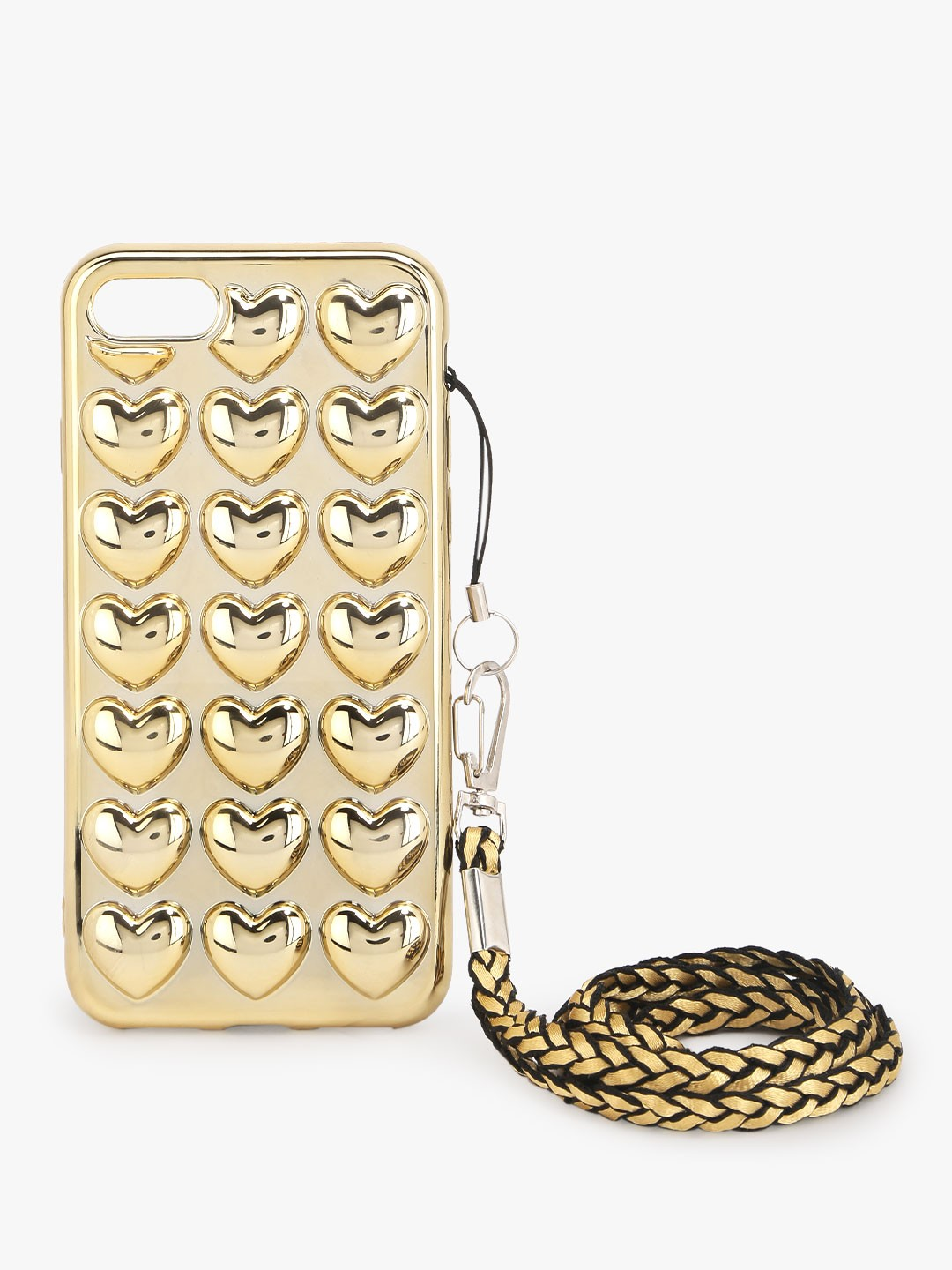 Eristona Metallic Heart Phone Case Rs. 599