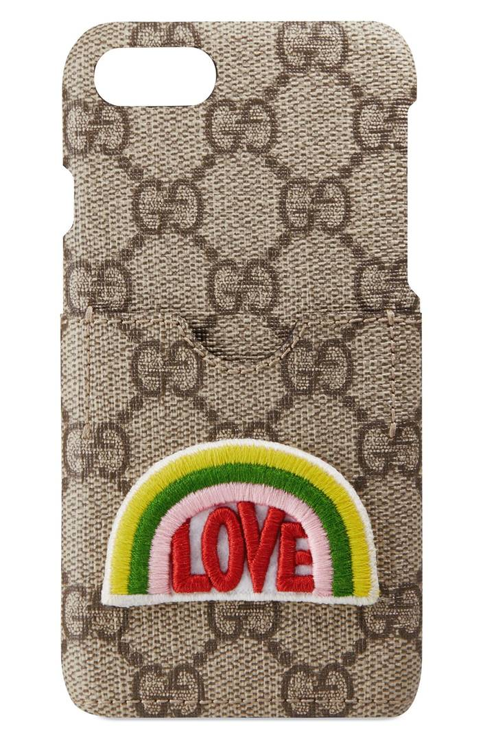 GG Love iPhone Case GUCCI