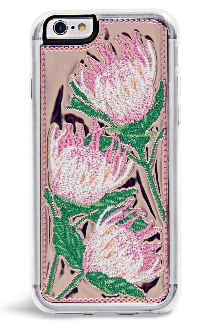 ZERO GRAVITY x Rocky Barnes Flora iPhone Case