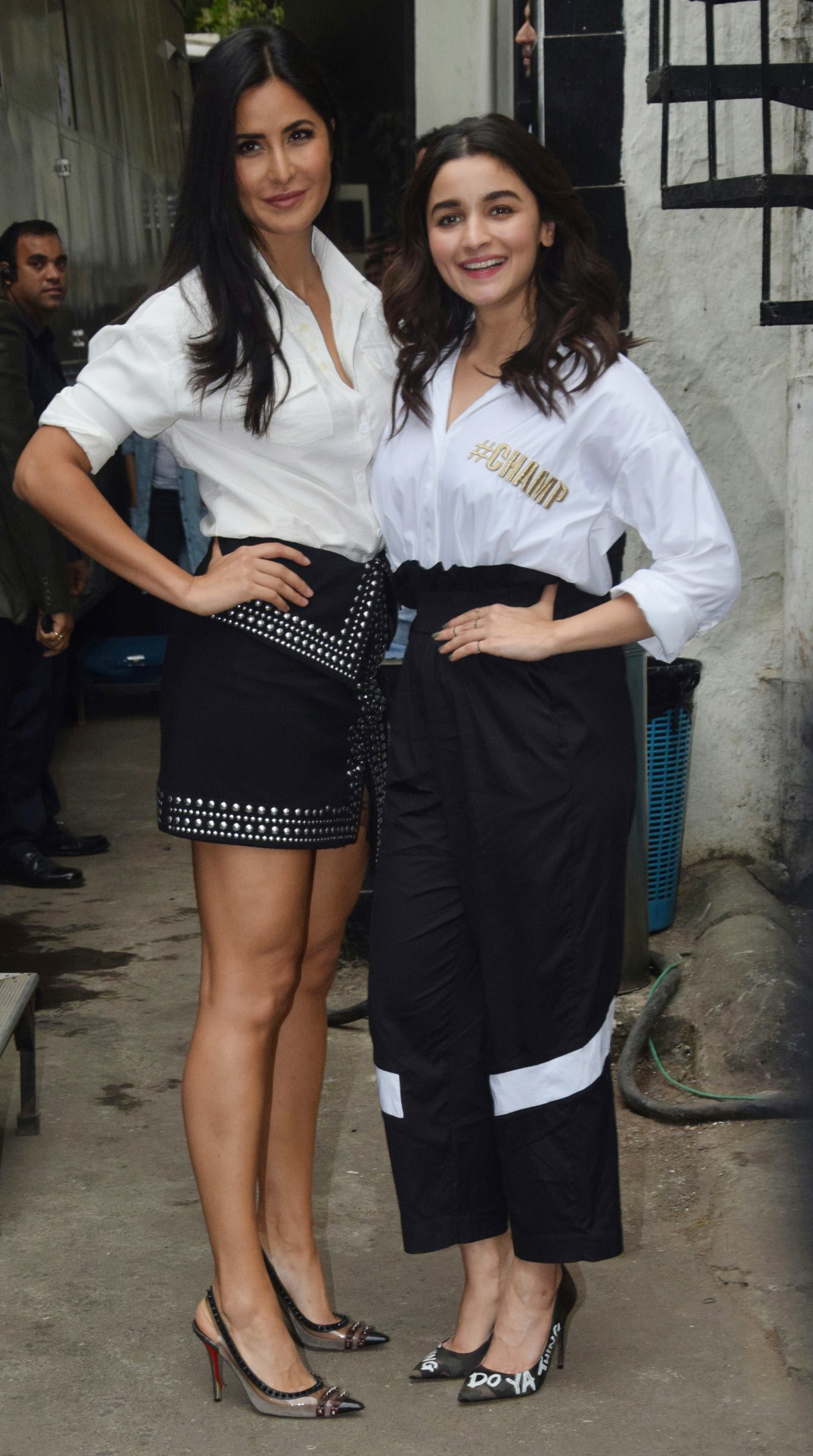 Katrina Kaif and Alia Bhatt