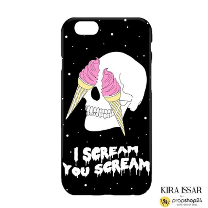 LGJDFJDJ I SCREAM YOU SCREAM PHONE CASE VDGD Rs. 650