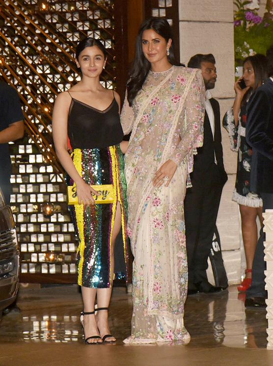 Alia Bhatt and Katrina Kaif