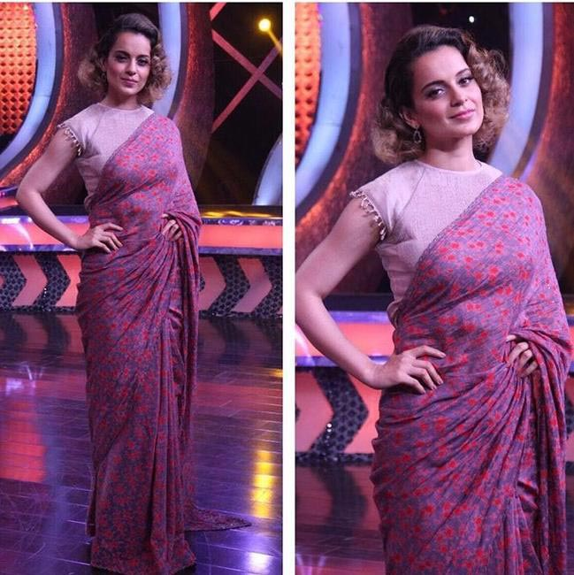 Kangana Ranaut in Shades Of India