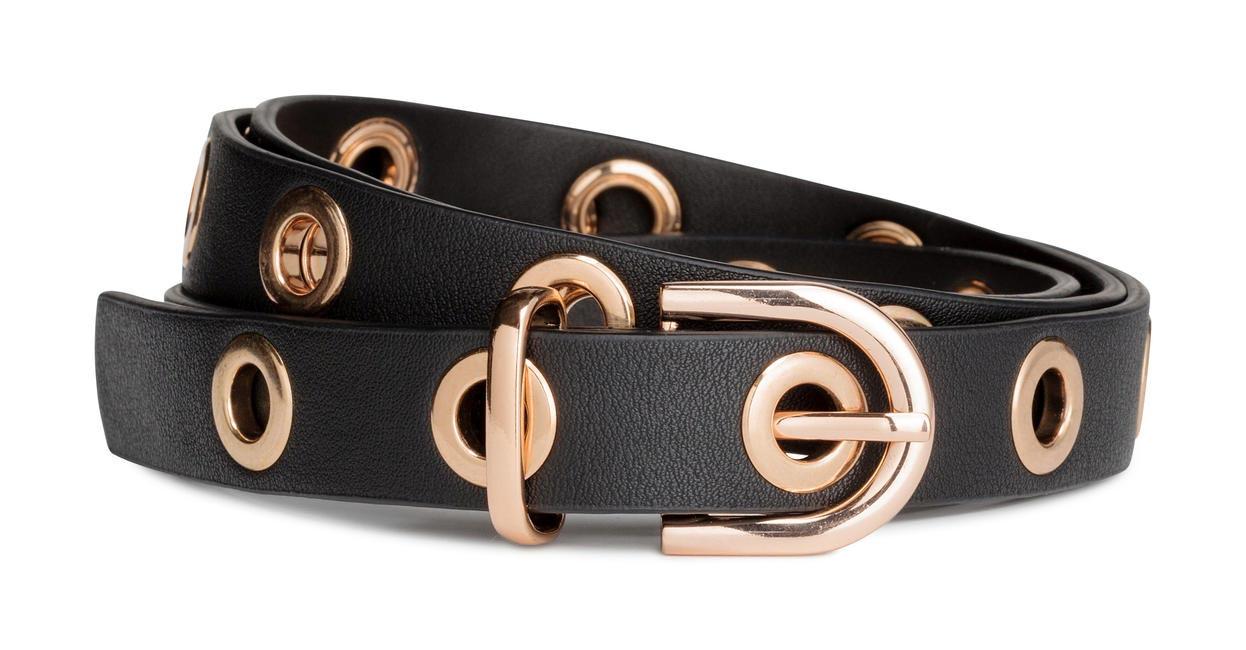 Leather belt, www.koovs.com, Rs. 1,250