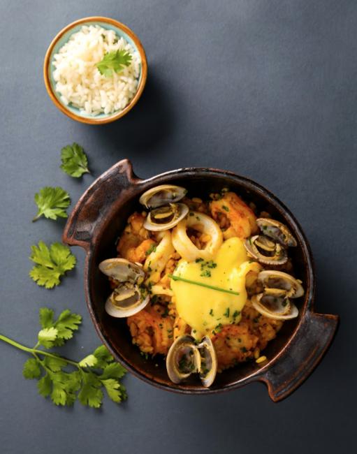 Sea Food Paella