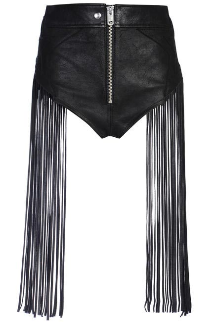 Tasselled hot shorts,  Diesel Black Gold, price on request