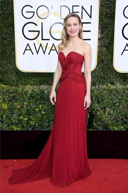 Brie Larson in Rodarte and Forevermark Diamonds