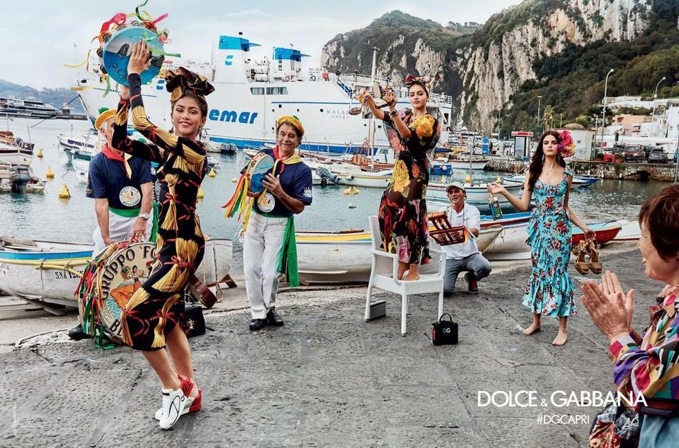 Dolce and Gabbana SS17