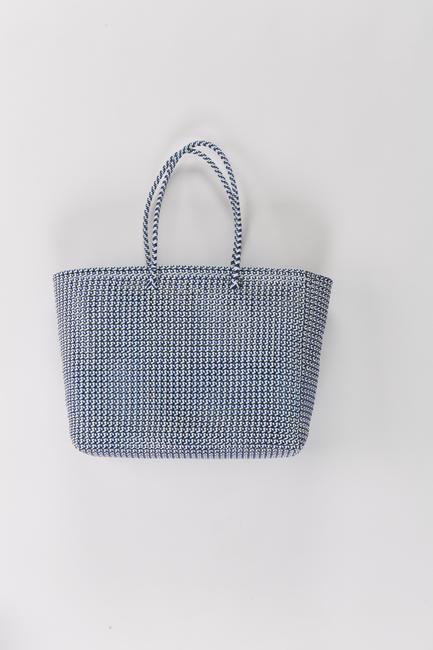Hand woven tote bag, Urmi, INR6250