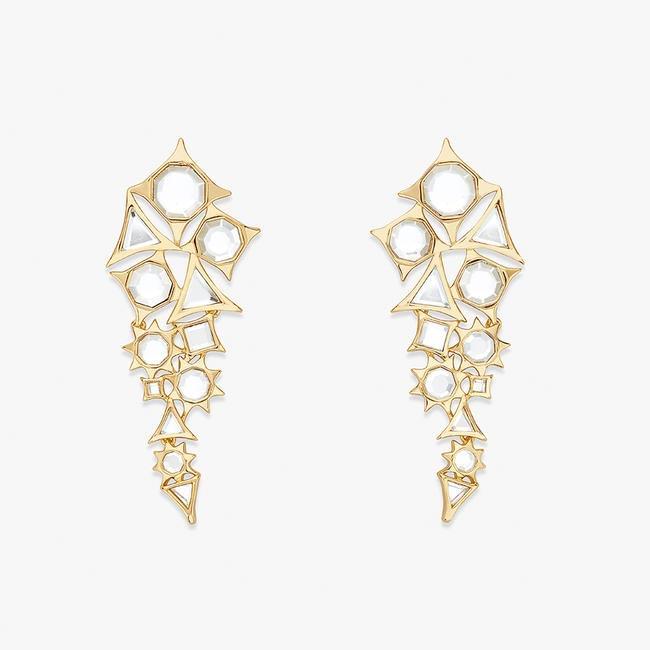 Isharya Earrings, price on request