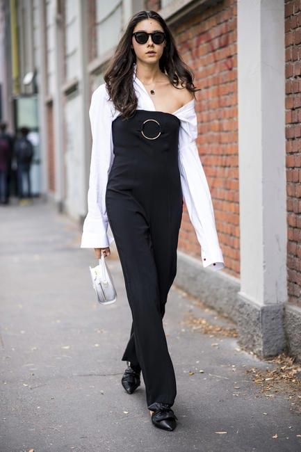 Milan Street Style SS17