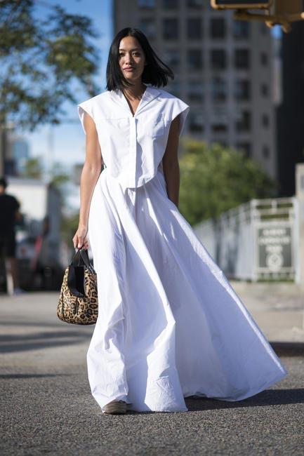 New York Street Style SS17